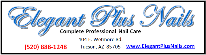 Elegant Plus Nails, Tucson
